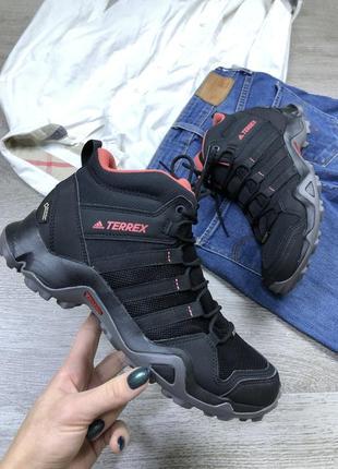 Мощные качественные ботинки adidas terrex