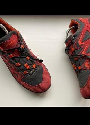 Кросівки lowa на мембрані gore-tex