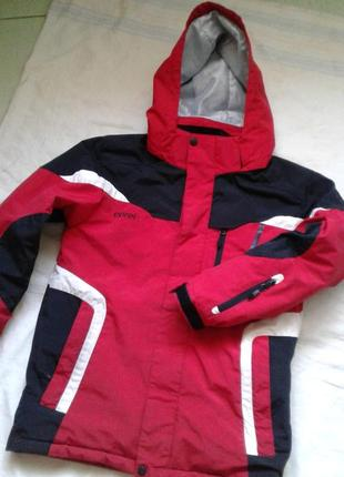 Зимняя термо куртка рост 152 см