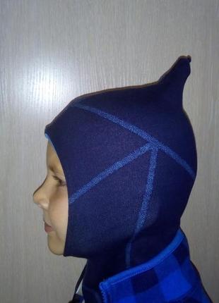 Двусторонняя хлопковая балаклава шлем  шапка от tcm tchibo  германия