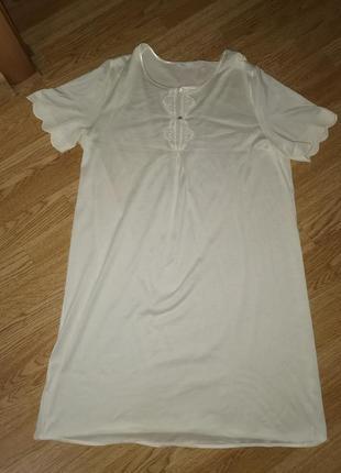 Hanro switzerland швейцария ночная рубашка ночнушка