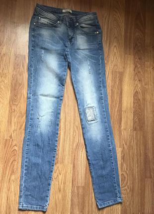 Узкие джинсы pimkie