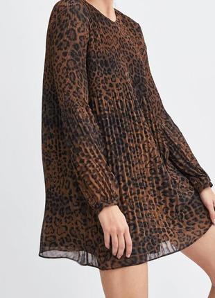 Идеальное леопардовое платье  zara и много крутых вещей 🎁🎁