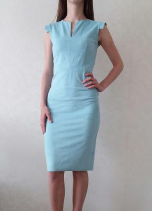 Платье миди, нарядное платье, платье на лето