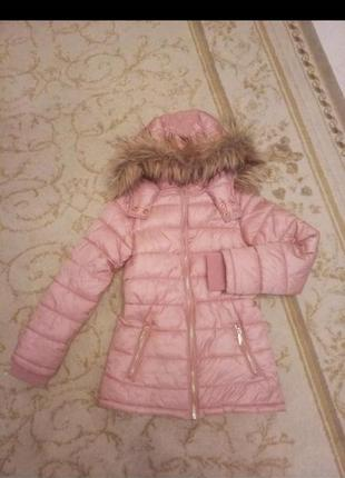 Guess  куртка пальто пуховик