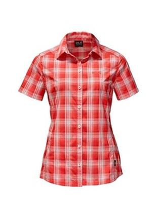 Jack wolfskin р. 44 46 на рост 165 см женская рубашка с терморегуляцией тенниска блузка