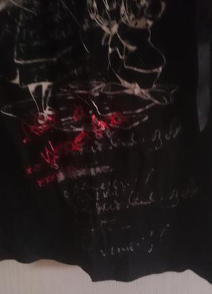 Оригігальні футболка р.  36-38 stradivarius