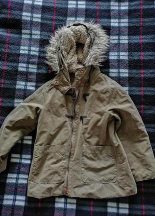 Любимое пальто от  zara
