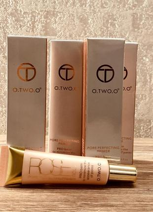 Праймер o.two.o pore perfecting face primer