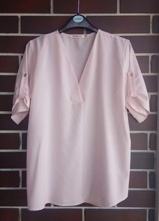 Нежная блузка рубашка
