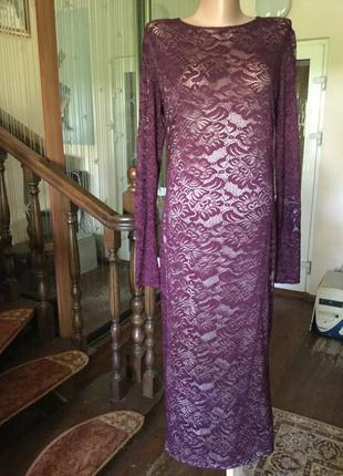 Платье нарядное дизайнерское.