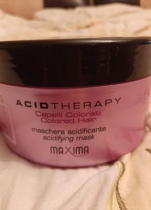 Маска для волос италия maxima/vitalfarco 500ml. оригинал!