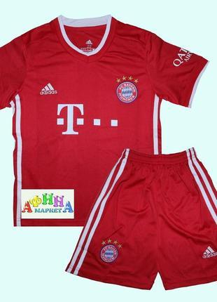 Форма бавария мюнхен 20-21 для детей домашняя adidas (3079)