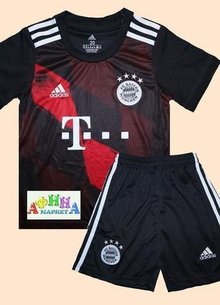 Форма бавария мюнхен 20-21 для детей резервная adidas (3091)