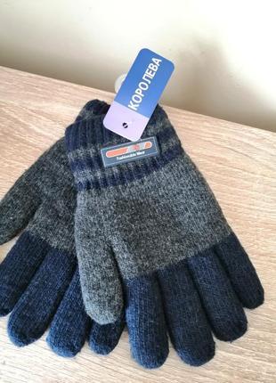 Рукавички дитячі перчатки  рукавиці варешки