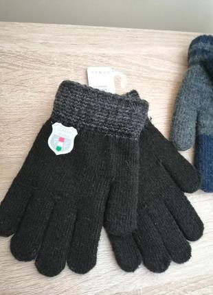 Рукавички дитячі перчатки варешки рукавиці