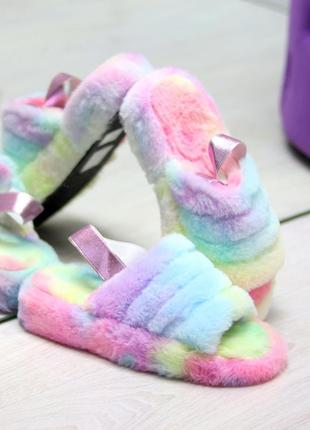 """Тапочки """"unicorn"""""""