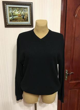 Кашемировый свитер/пуловер uni-sex