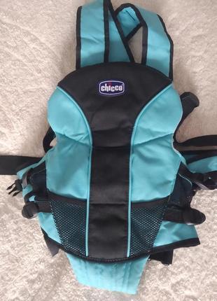 Кенгуру - рюкзак chicco go baby