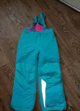 Термо комбинезон зимние термо штаны до -30