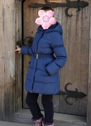 Пуховик outventure р.140 см