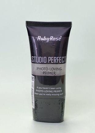 Праймер для лица ruby rose photo-loving primer hb-8086 (основа под макияж) к.1099