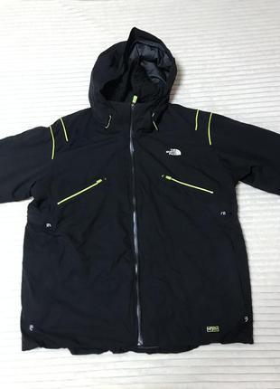 Мужская горнолыжная куртка the north face recco размер xxl