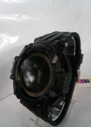 Водозащищенные мужские часы электронные skmei 1545 на ремешке