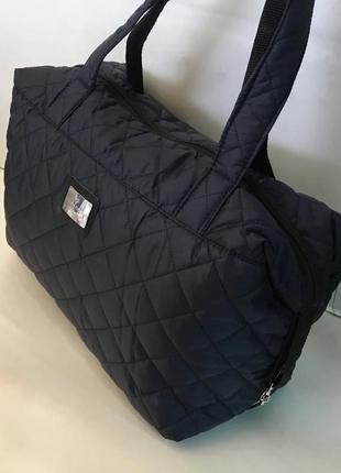 Женская повседневная сумка из плотной болоньи