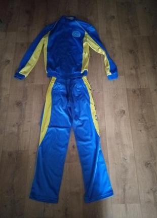 Спорт. костюм сборной украины