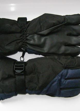 Новые мужские лыжные перчатки crivit