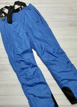 Зимние лыжные термо штаны  crivit