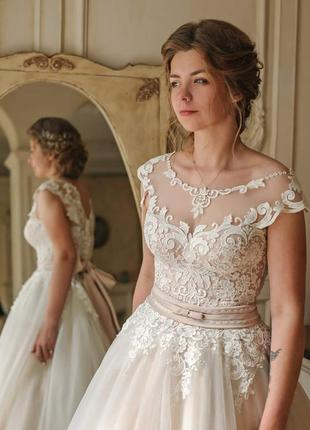 Свадьбное платье