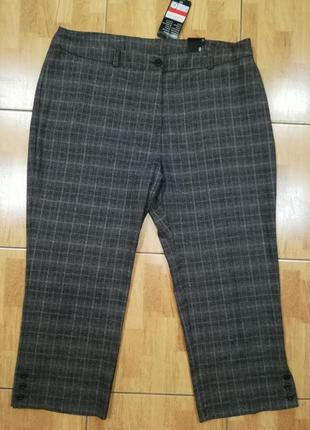 Укороченные брюки кюлоты sixth sense,поб 64