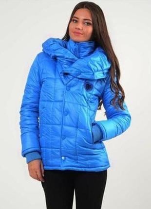 Стильная  теплая куртка madoc