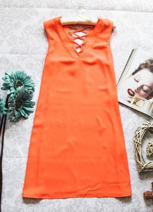 Яркое и легкое платье river island