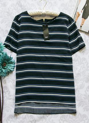 Вискозная блуза f&f