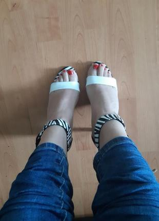 Босоніжки туфлі від marco tozzi