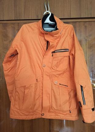 Лыжная куртка belowzero