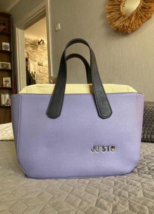 Итальянская сумка – конструктор ju'sto