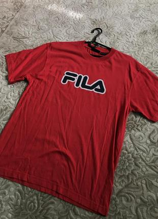 Fila футболка