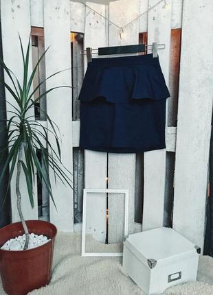 Идеальная офисная юбка с баской oodji
