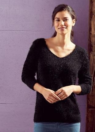 Красивый женский пуловер-травка esmara евро 44-46