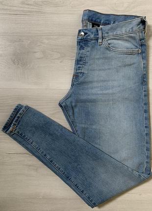 Шикарні стрейчеві джинси від h&m slim