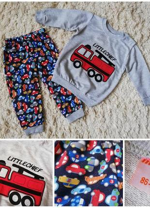 Костюмчик, піжама для хлопчика 1-2роки