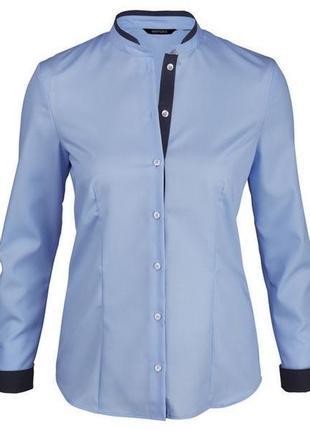 Шикарная женская хлопковая блуза esmara евро 40