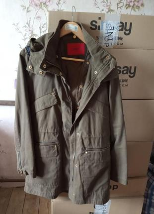 Куртка-парка демісезонна