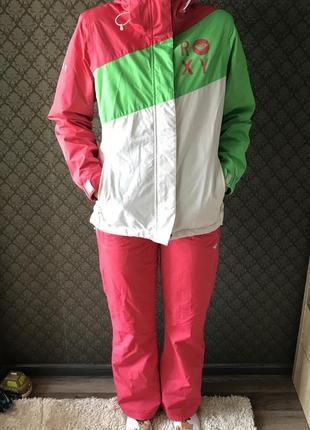 Горнолыжный и сноубордный брючный костюм roxy