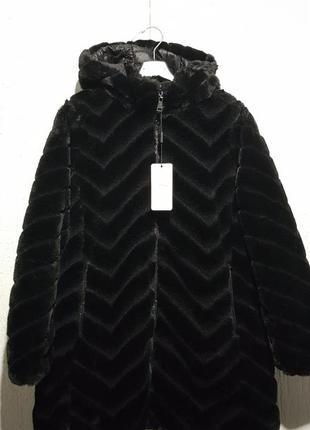 Двостороння куртка-шуба, розмір l