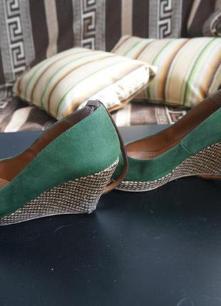 Zara туфельки на платформе2